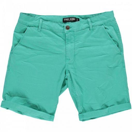 Cars heren korte broek Tino - Turquoise