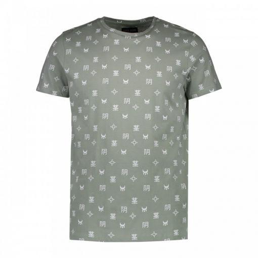 Cars heren vt t-shirt Conte - 44 Moss