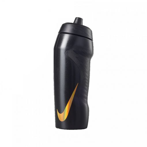 Nike Hyperfuel Water Bottle 24 Oz - Zwart
