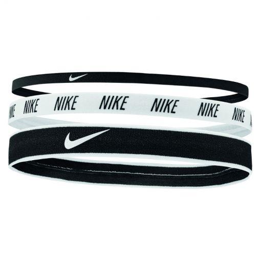 Nike Mixed Width Headband - 930 Bla/White