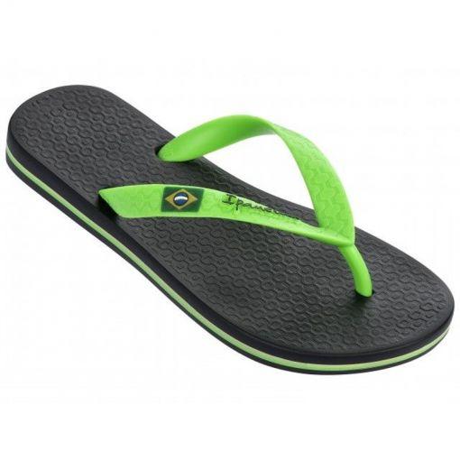 Ipanema junior beach slipper Classic Brazil - Zwart
