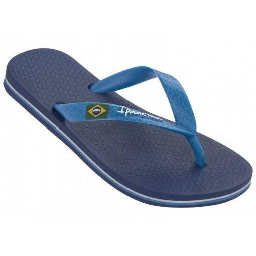 Ipanema junior beach slipper Classic Brazil - Blauw