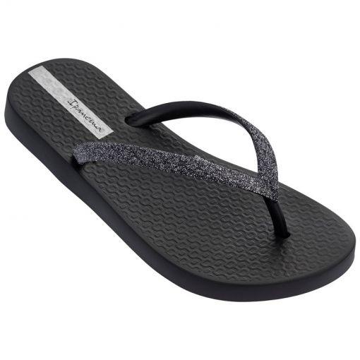 Ipanema junior beach slipper Lolita - Zwart
