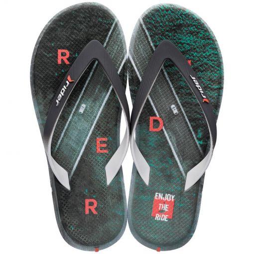 Rider heren beach slipper R1 Energy - Wit