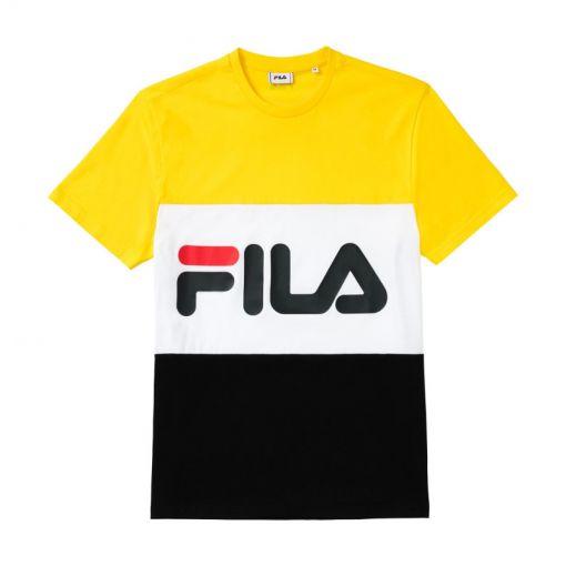 Fila heren vrije tijd t-shirt Day - Zwart