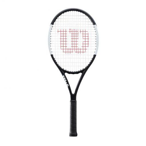 Wilson senior tennis racket Pro Staff Team - Zwart