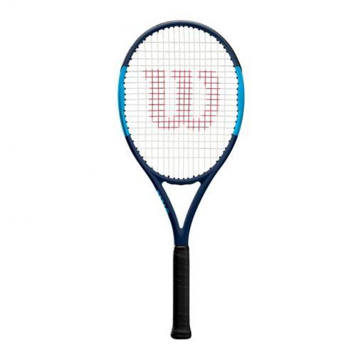 Wilson senior tennis racket Ultra Team - Blauw