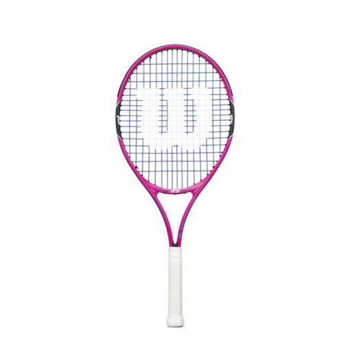 Wilson junior tennis racket Burn Pink - Wit