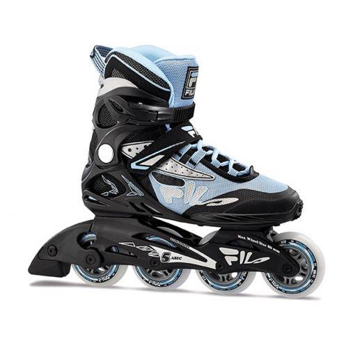 Fila dames inline skate Legacy Comp - Blauw