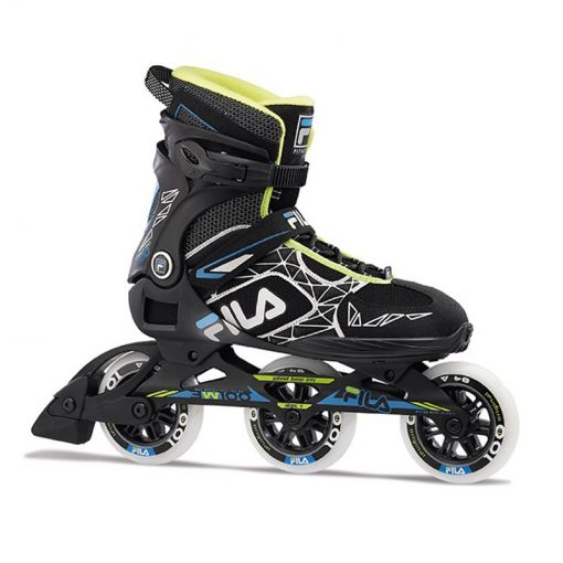 Fila heren inline skate Legacy Pro 100 - Zwart
