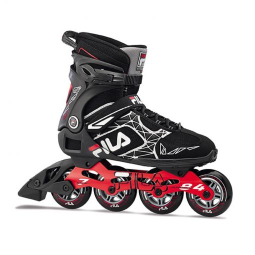 Fila heren inline skate Legacy Pro 84 - Zwart