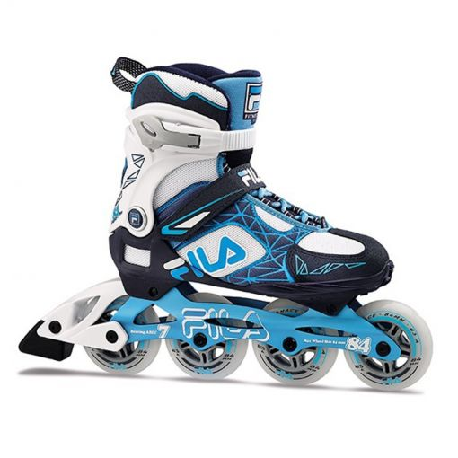 Fila dames inline skate Legacy Pro 84 - Blauw