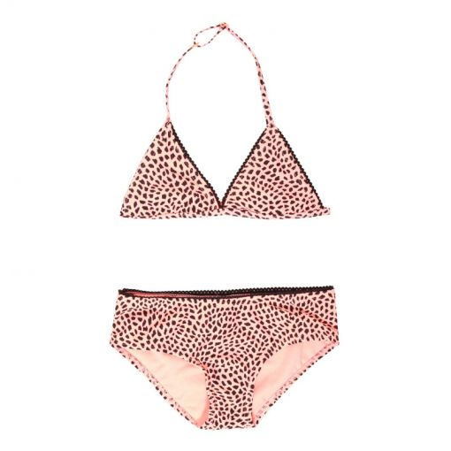 Shiwi meisjes triangle bikini Edgy Animal - Rood