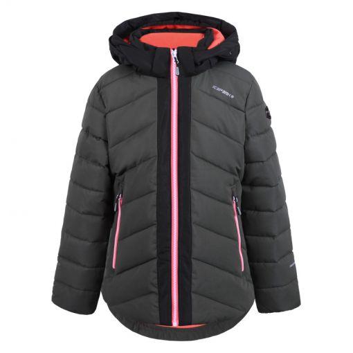 Icepeak meisjes ski jack Rosali - 560 Green