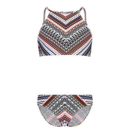 Shiwi meisjes bikini High Top Aztec - Multi