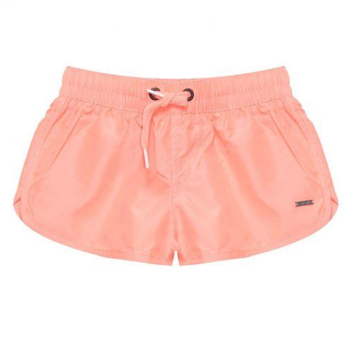 Shiwi meisjes beach short Woven Solid - Rood