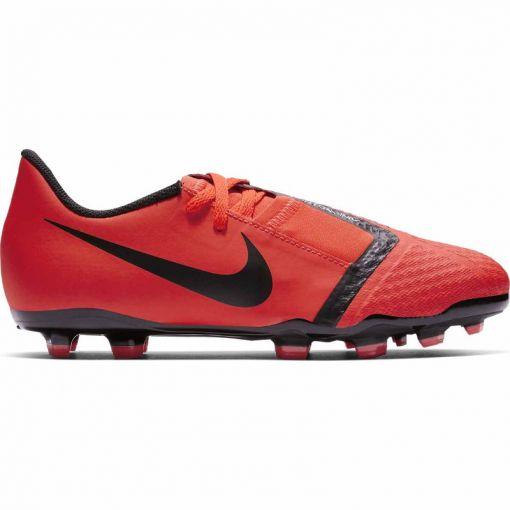 Nike junior voetbalschoen Phantom Venom Academy - 600 Bright Crimson
