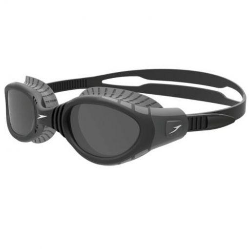 Speedo zwembril Futura Biofuse Flex - B976 Bla/Smo