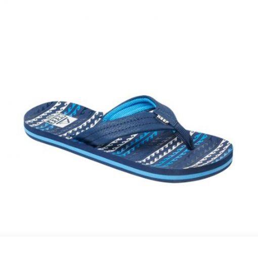 Reef junior slippers Little Ahi - WAB Water-Blue