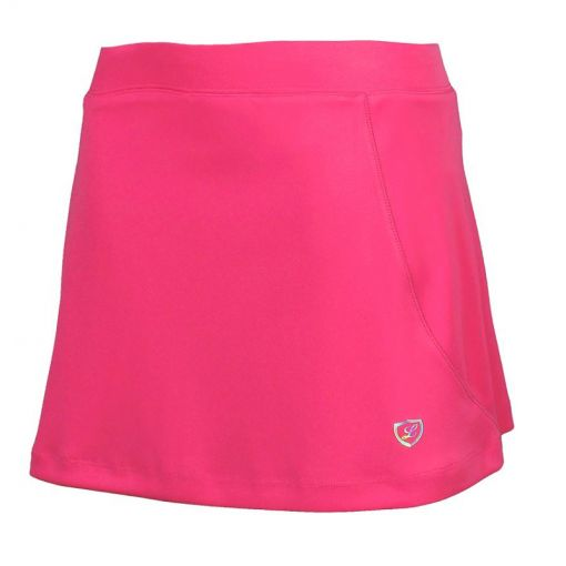 Limited Sports dames tennisrokje Shiva - LM510 Popstar