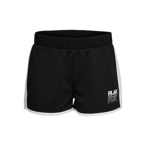 Only Play dames fitness korte broek Hermosa - Zwart