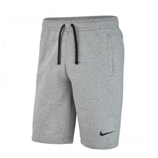 Nike heren short Team Club 19 - Grijs