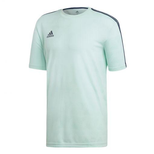 Adidas heren fitness t-shirt Tan  Jqd - CLEMIN
