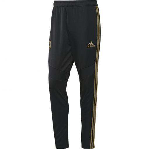 Adidas senior voetbal broek Real Madrid - BLACK/DRFOGO