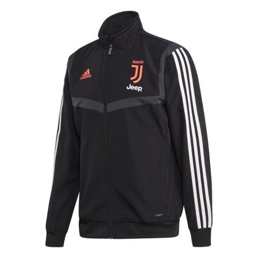 Adidas senior voetbal jack Juventus - BLACK/DKGREY