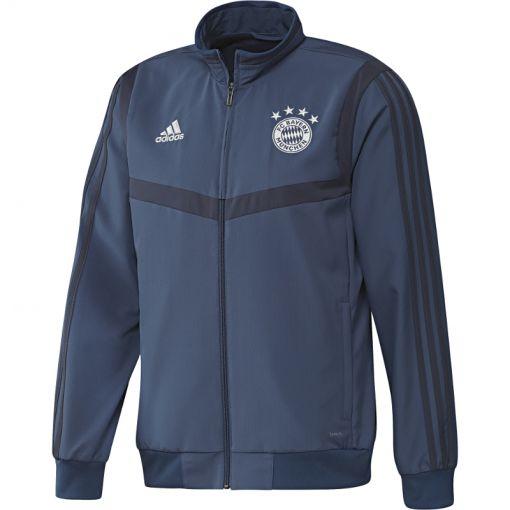 Adidas seniro voetbal jack FC Bayern Munchen - NMARIN/TRABLU