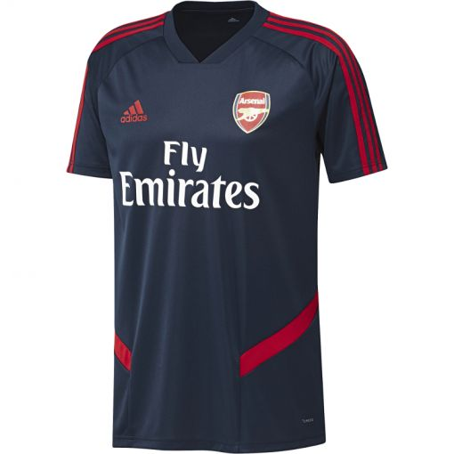 Adidas voetbal t-shirt Arsenal FC - CONAVY/SCARLE