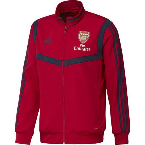 Adidas senior voetbal jack Arsenal Fc - SCARLE/CONAVY