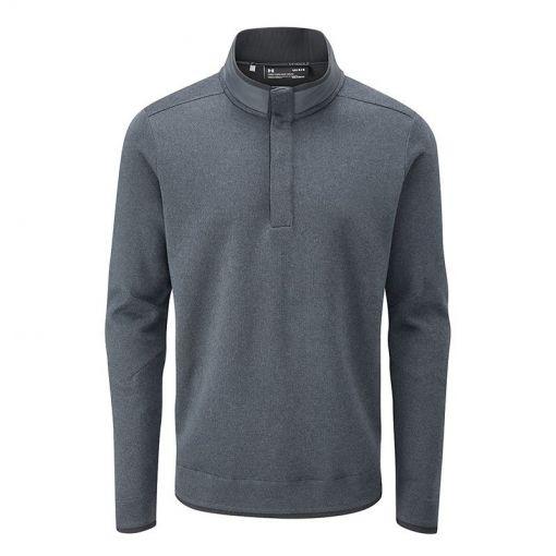 Under Armour heren golf sweater Storm S Fleece - Zwart