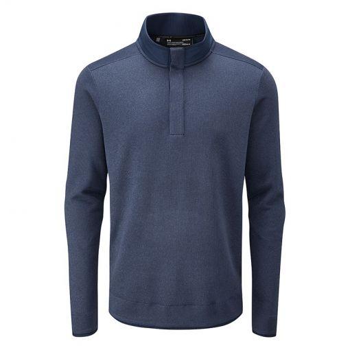 Under Armour heren golf sweater Storm S Fleece - Navy