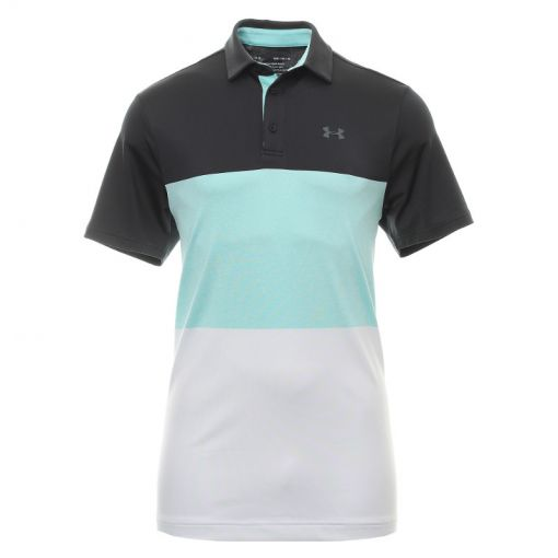 Under Armour heren golf polo Playoff 2.0 - Zwart