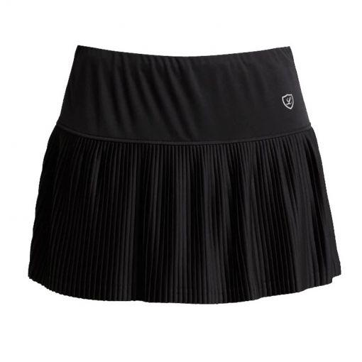 Limited Sports dames tennisrokje Saffira - L900 Black