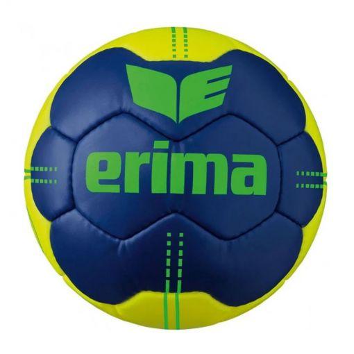 Erima handbal Pure Grip - geel/blauw