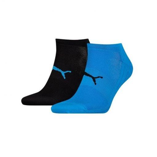 Puma sokken Performance Train Light Sneakersok - blauw