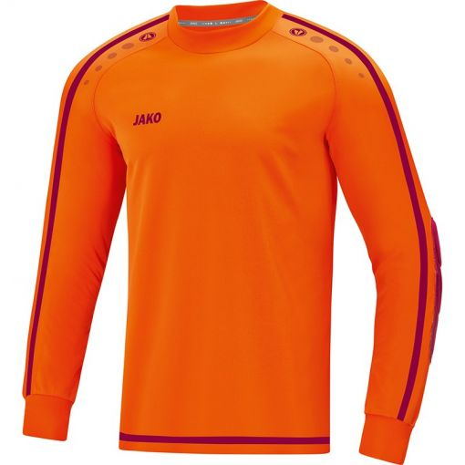 Jako keepershirt Striker 2.0 - Oranje