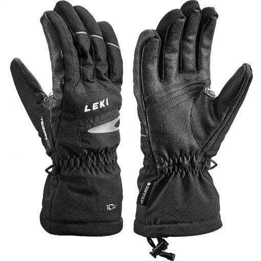 Leki senior ski handschoen Trigger S - Zwart