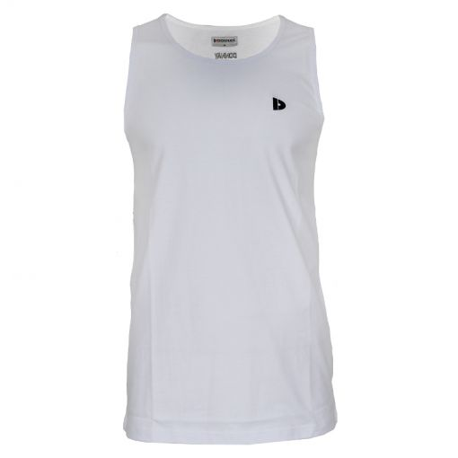 Donnay heren singlet Muscle vest - Wit