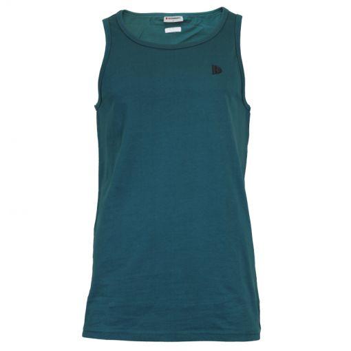 Donnay heren singlet Muscle vest - Groen