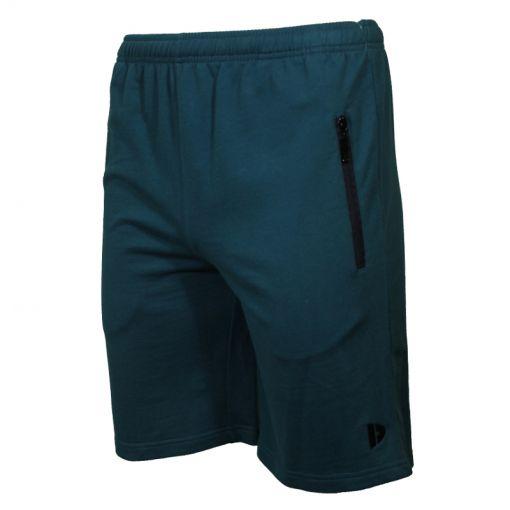 Donnay heren fleece short Perfect - Groen