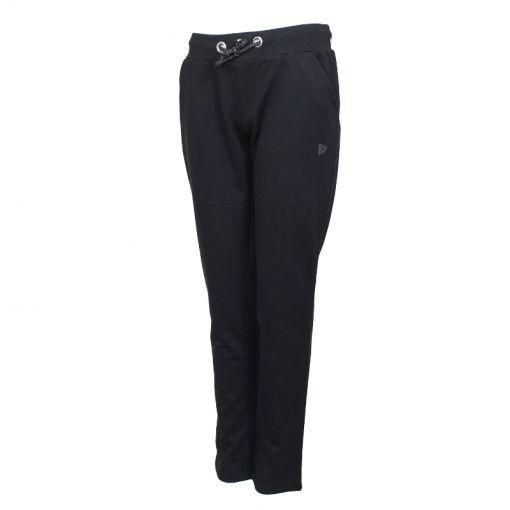 Donnay dames fleece joggingsbroek Perfect - Zwart