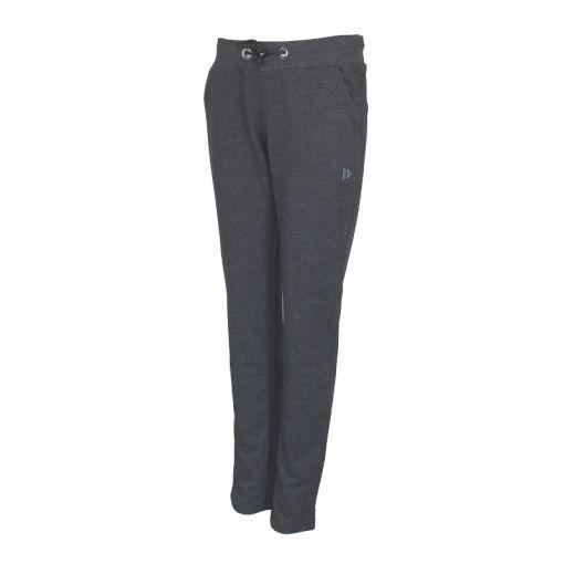 Donnay dames fleece joggingsbroek Perfect - Grijs