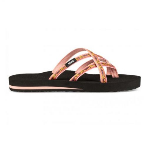 Teva dames slipper Olowahu Sari Ribbon Apricot Blu - STD Sari-Ribbon-Apricot-Blush