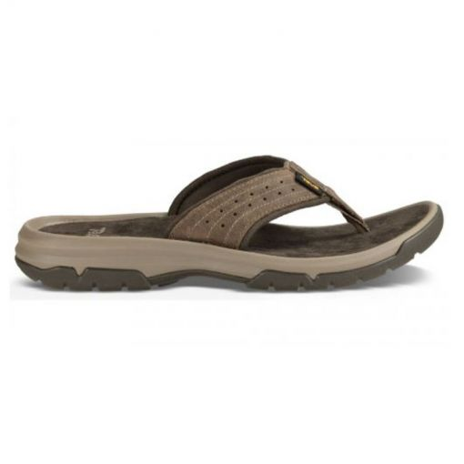 Teva heren slipper Langdon Flip Walnut - WAL WALNUT