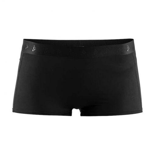 Craft dames thermo boxer Greatness Waistband - zwart