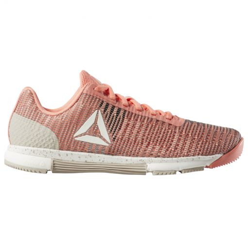 Reebok dames fitness schoen Speed Tr Flexweave - Pink/Chalk