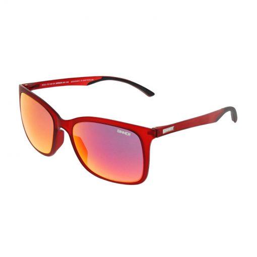 Sinner zonnebril MT Rose - Rood
